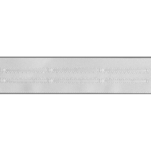 Good Life Faltenband »Flavi«, , Vorhänge, (1-St), für Vorhangstoffe, weiß