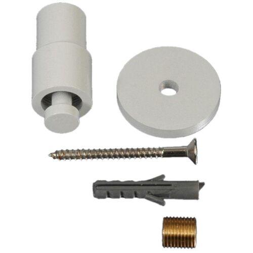 Liedeco Deckenträger »Power«, , Gardinenstangen, (1-St), für Gardinenstangen Ø 20 mm, weiß