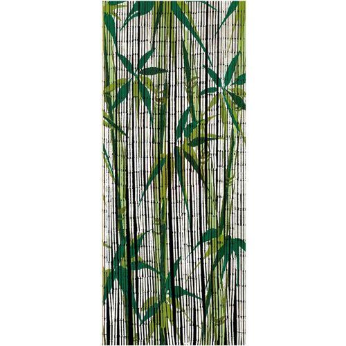 WENKO Türvorhang »Bamboo«, , Hakenaufhängung (1 Stück), für Balkon oder Terasse