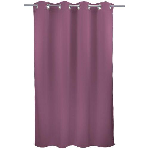 """VHG Vorhang »Leon1«, , Ösen (1 Stück), Vorhang """"Leon"""", , mit Ösen, lila"""
