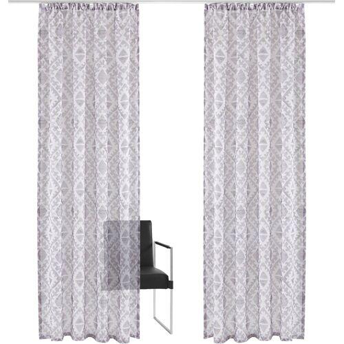 my home Vorhang »Nio«, , Kräuselband (1 Stück)