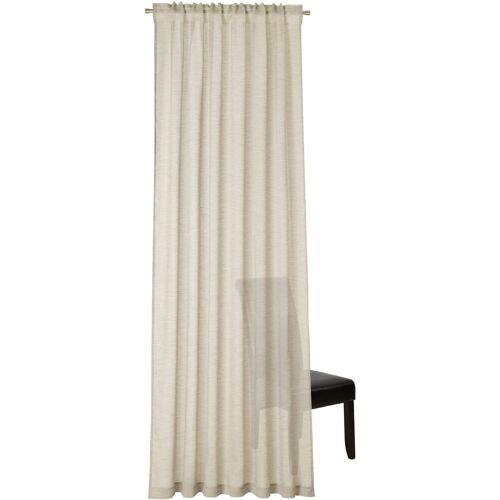 Neutex for you! Vorhang nach Maß »Allure«, , Multifunktionsband (1 Stück), Schal mit Multifunktionsband, Breite 140 cm, taupe