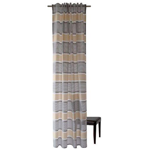"""HOMING Vorhang »Jannis«, , verdeckte Schlaufen (1 Stück), HxB: 245x140, Gardine """"Jannis"""""""