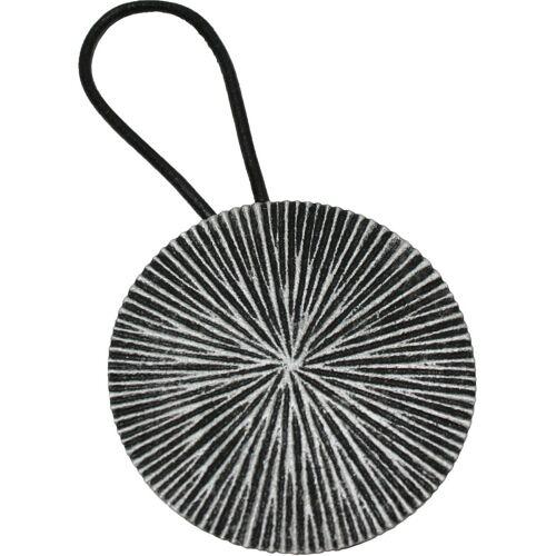 GARDINIA Raffhaken »Raffband Kreis mit Magnet«, , Gardinen, Vorhänge, Scheibengardinen, (1-tlg)