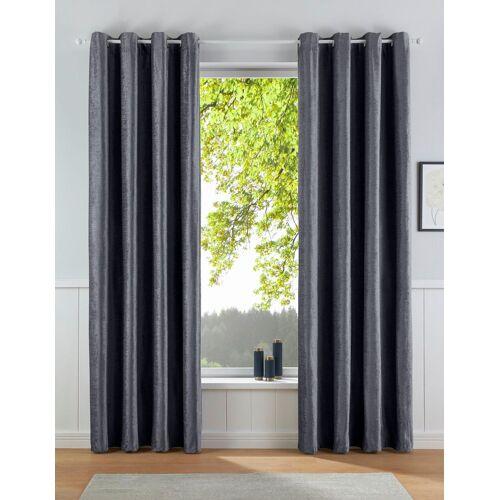 my home Vorhang »Satin«, , Ösen (1 Stück)
