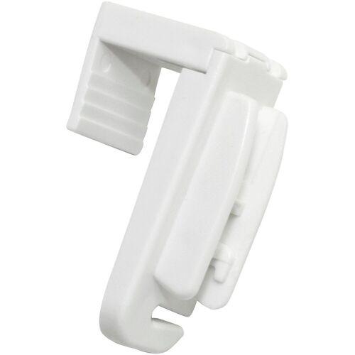 WOHNIDEE-Kollektion Sichtschutzbefestigung »Plissee-Falzklemmträger«, , Plissees, (4-tlg)
