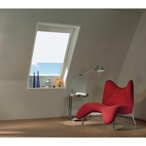 GARDINIA Rollo »Dachfenster Sonnenschutz Thermo«, , verdunkelnd, weiß