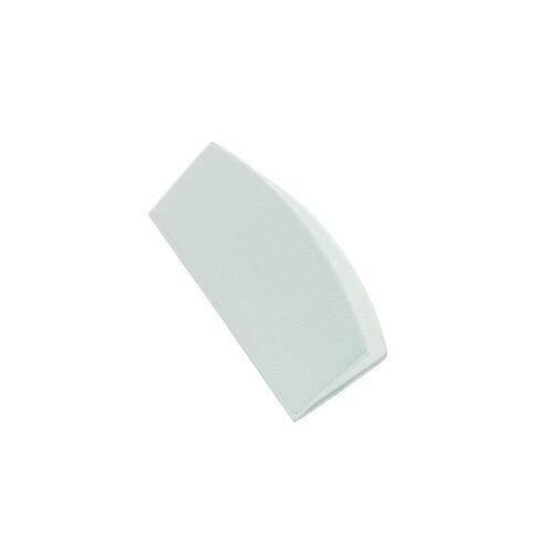 GARDINIA Gardinenring »Magnet-Clip weiß 3,3 x 6,2 cm«,