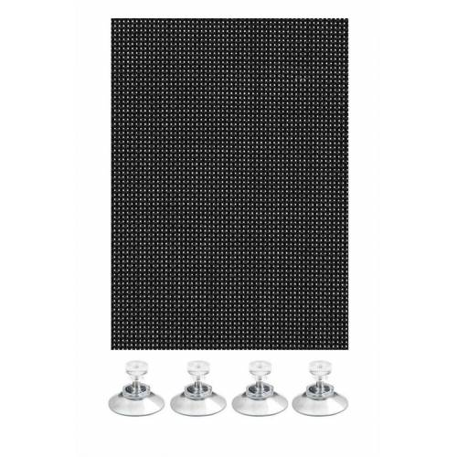 GARDINIA Sonnenschutz »Flexibler Sonnenschutz schwarz 40 x 80«,