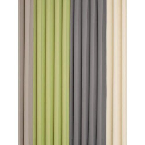 Vorhang, Multifunktionsband (1 Stück), beige