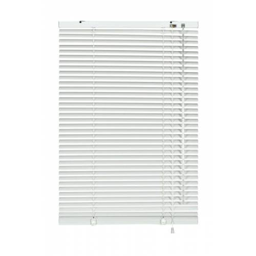GARDINIA Jalousie »Aluminium-Jalousie 25 mm weiß 140 x«,