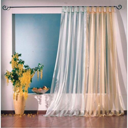 Weckbrodt Vorhang »Lara«, , Schlaufen (1 Stück), Schlaufen, mint