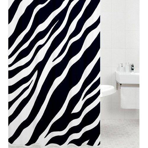 Sanilo Duschvorhang »Zebra« Breite 180 cm, Höhe 180 cm