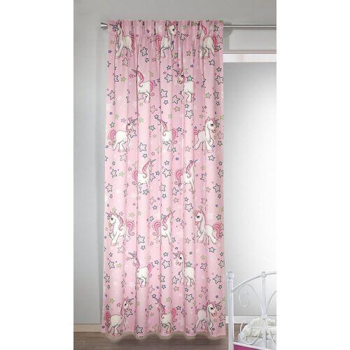 Albani Vorhang »Vorhang Einhorn, blickdicht, 245 x 135 cm«,