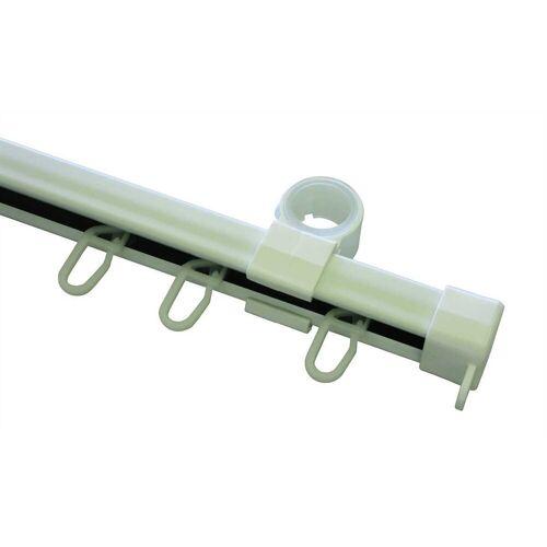 GARDINIA Schienensystem »U-Laufschiene Weiß 240 cm«,