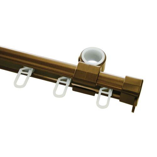 GARDINIA Schienensystem »U-Laufschiene bronze 110 cm«,