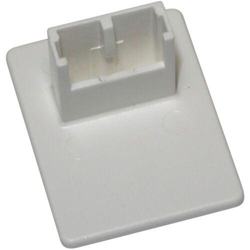 GARDINIA Klebeträger, , Plissees, (Set, 4-tlg), für Easyfix Plissees