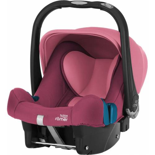 BRITAX RÖMER Babyschale »Babyschale Baby-Safe Plus SHR II, Flame Red«