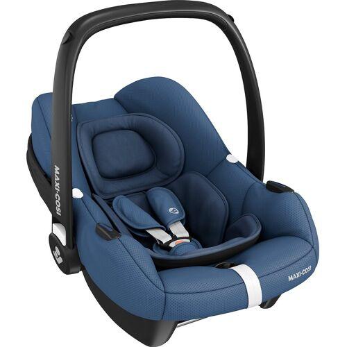 Maxi-Cosi Babyschale »Babyschale Tinca, Essential Black«, blau