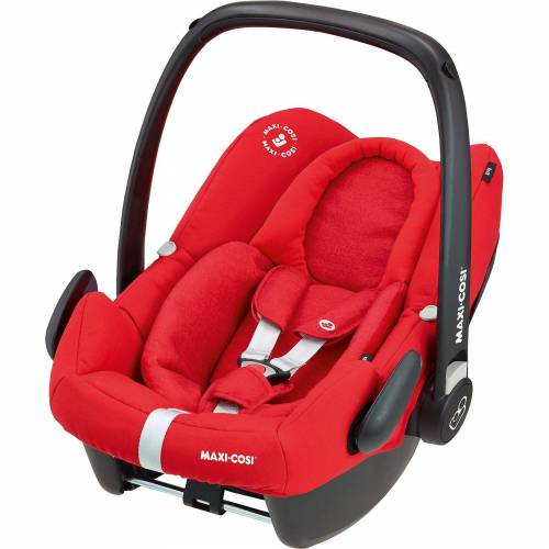 Maxi-Cosi Babyschale Rock, Nomad Red, rot