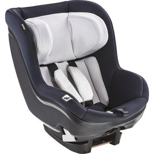 Hauck Autokindersitz »Auto-Kindersitz iPro Kids, Lunar«, weiß-kombi