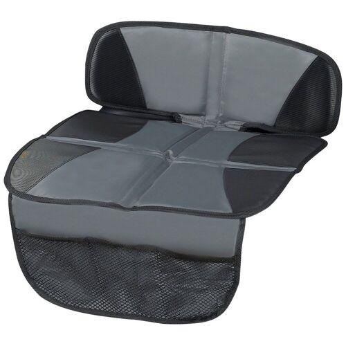 Walser Kindersitzunterlage »Kindersitzunterlage Tidy Fred«, grau
