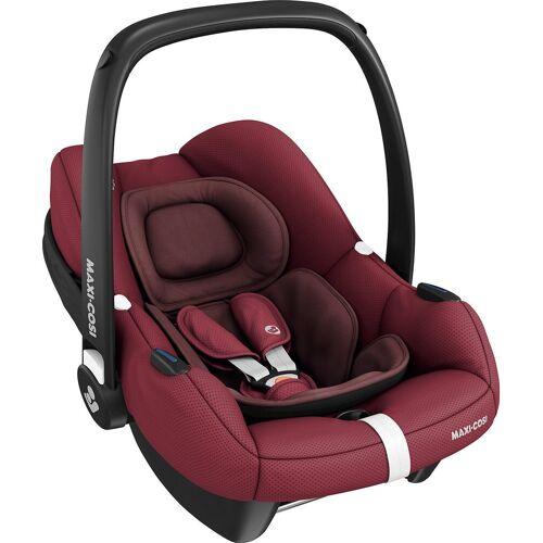 Maxi-Cosi Babyschale »Babyschale Tinca, Essential Black«, rot