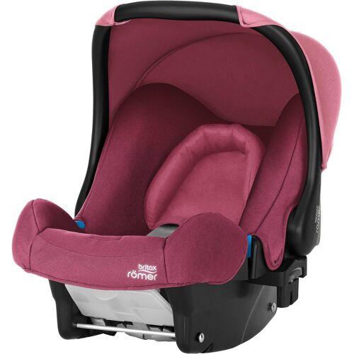 BRITAX RÖMER Babyschale »Babyschale Baby-Safe, Cosmos Black«, rosa