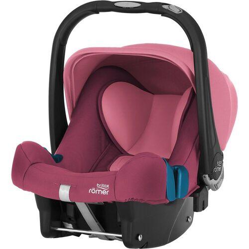 BRITAX RÖMER Babyschale »Babyschale Baby-Safe Plus SHR II, Flame Red«