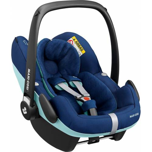 Maxi-Cosi Babyschale »Babyschale Pebble Pro, Essential Grey«, blau