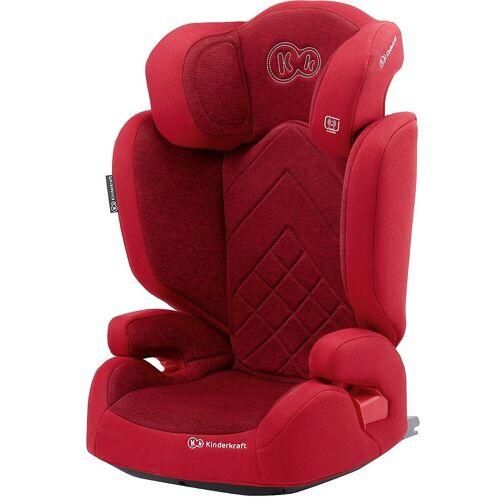 Kinderkraft Autokindersitz »Auto-Kindersitz XPAND, black«, rot