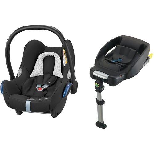 Maxi-Cosi Babyschale »Babyschale Cabriofix inkl. EasyFix, Black Grid«