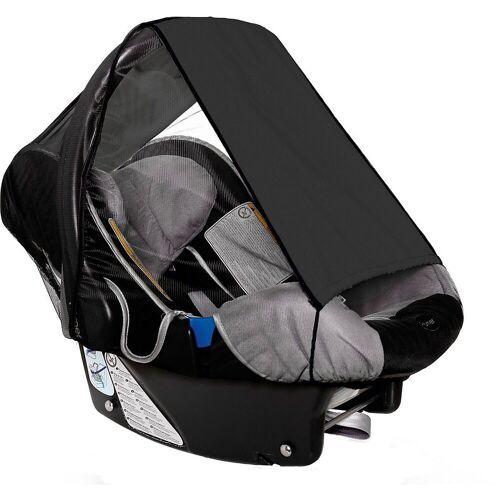 sunnybaby Babyschale »Sonnensegel für Babyschale UPF 50+ Schutz, natur«, schwarz