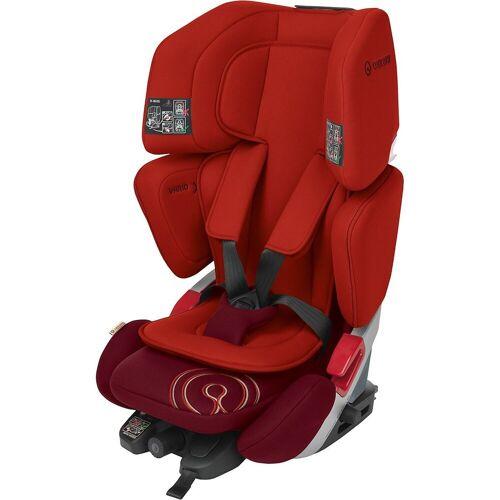 Concord Autokindersitz »Auto-Kindersitz Vario XT-5 Powder Beige«, rot
