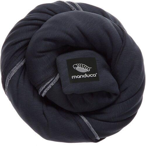 manduca Tragetuch »Tragetuch sling, black«, schwarz