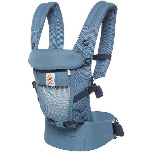 Ergobaby Babytrage »Babytrage Adapt, Cool Air Mesh - Oxford Blue«