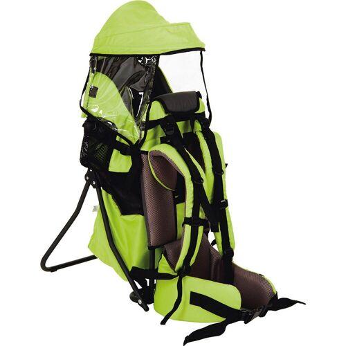 Fillikid Babytrage »Rückentrage Explorer, grün«, grün