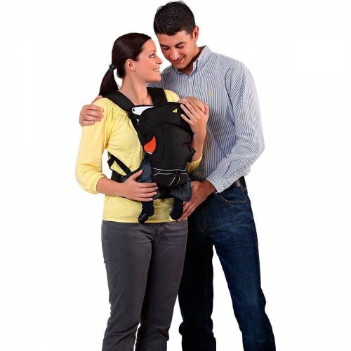 Hauck Babytrage »Babytrage 3-Way Carrier, black«