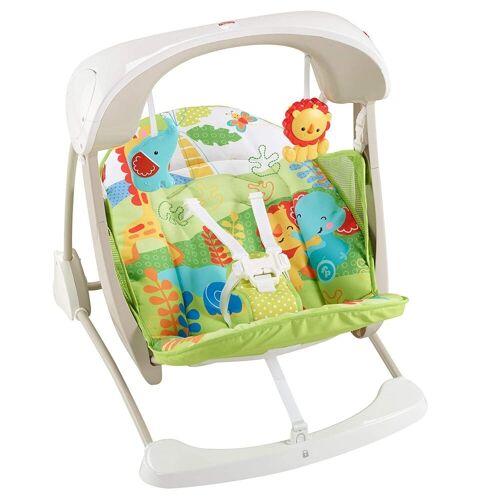 Mattel Babyschaukel »»Mattel CCN92 - Fisher-Price - 2 in 1 Babyschaukel«