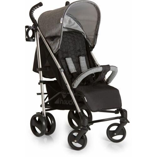 Hauck Kinder-Buggy »Vegas Melange Grey X«, mit leichtem Aluminiumgestell; Kinderwagen, Buggy, Sportwagen, Sportbuggy, Kinderbuggy, Sport-Kinderwagen