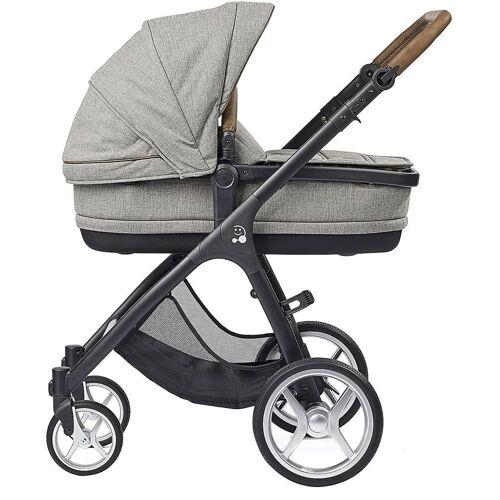 Gesslein Kombi-Kinderwagen, grau