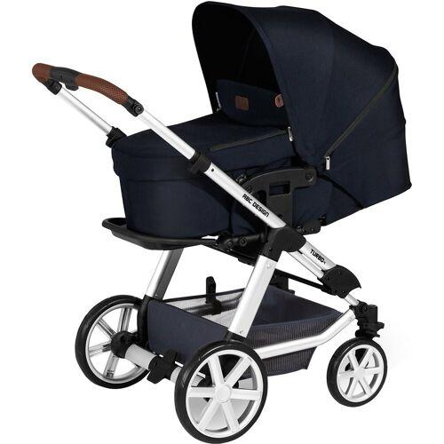 ABC Design Kombi-Kinderwagen »Kombi Kinderwagen Turbo 4, shadow«, anthrazit