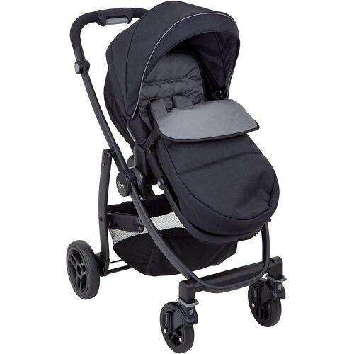 Graco Sport-Kinderwagen »Sportwagen Evo, Black/Grey«
