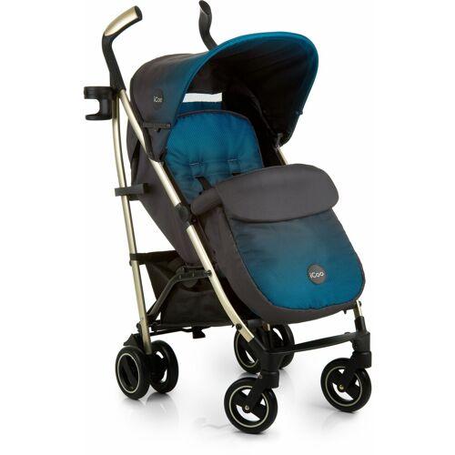iCoo Kinder-Buggy »Pace Indigo«, mit leichtem Aluminiumgestell