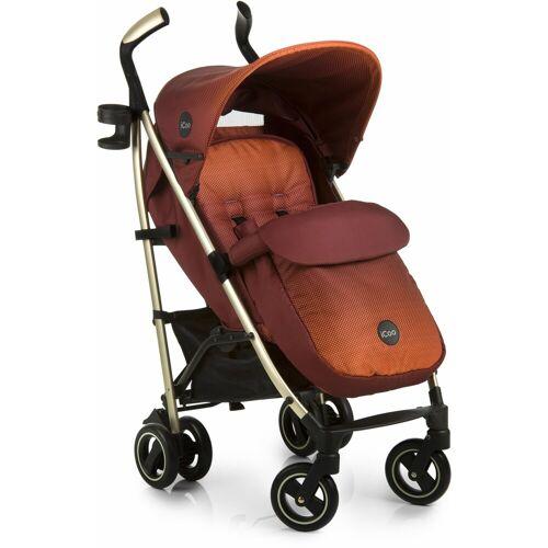 iCoo Kinder-Buggy »Pace Mocca«, mit leichtem Aluminiumgestell