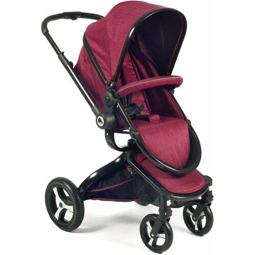 CHIC4BABY Kombi-Kinderwagen »Platino, rot«, ; Kinderwagen