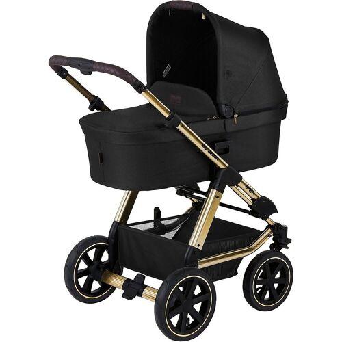 ABC Design Kombi-Kinderwagen »Kombi Kinderwagen Viper 4, graphite grey«, beige