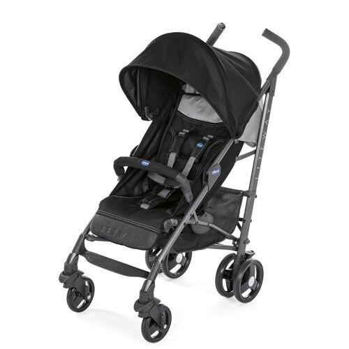 Chicco Sport-Kinderwagen »Liteway³, Jet Black«, mit Regenschutz; Kinderwagen, Buggy, Sportwagen, Kinder-Buggy, Kinderbuggy