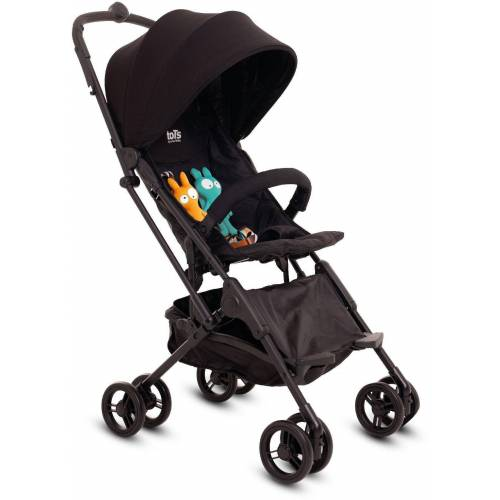 smarTrike® Kinder-Buggy »toTs Minimi Buggy, schwarz«