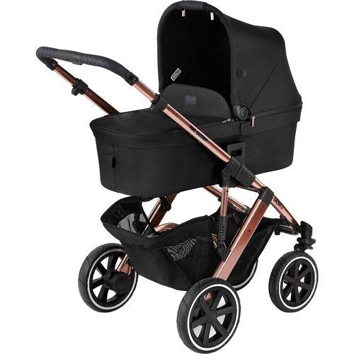 ABC Design Kombi-Kinderwagen »Kombi Kinderwagen Salsa 4 Air, Diamond champagne«, rosa